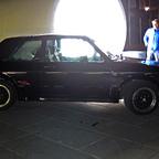 Golf Cabrio Röhre